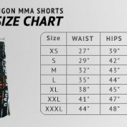 Pro-Gel-Fight-Shorts-UFC-MMA-Grappling-Short-Kick-Boxing-Muay-Thai-Cage-Pants-0-2