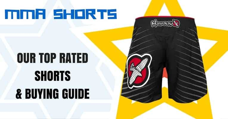 Best MMA Shorts and Buying Guide