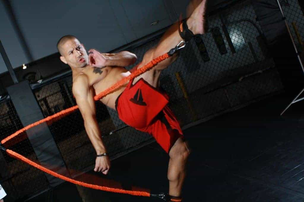 Advanced MMA Workout