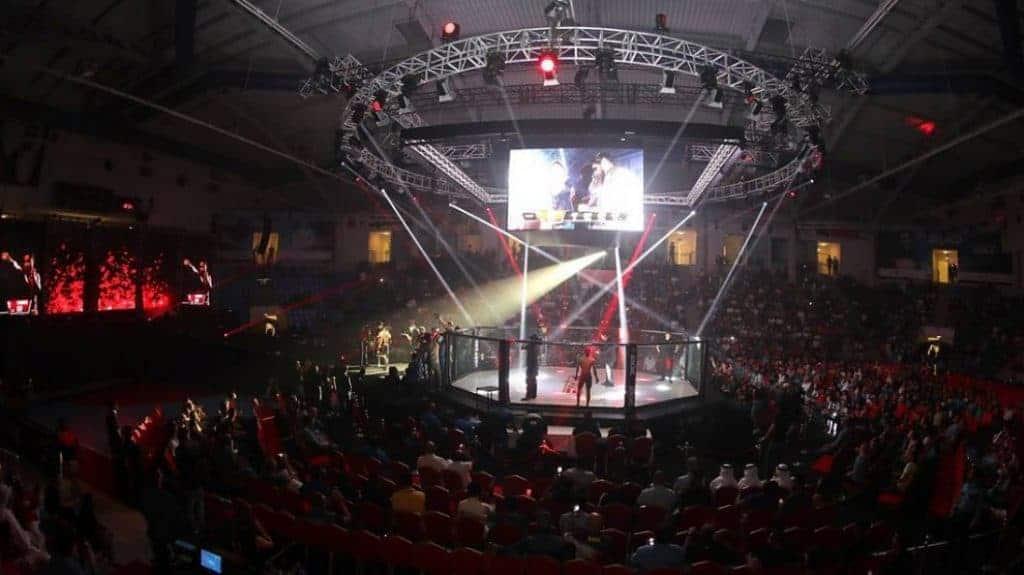 MMA Main Event